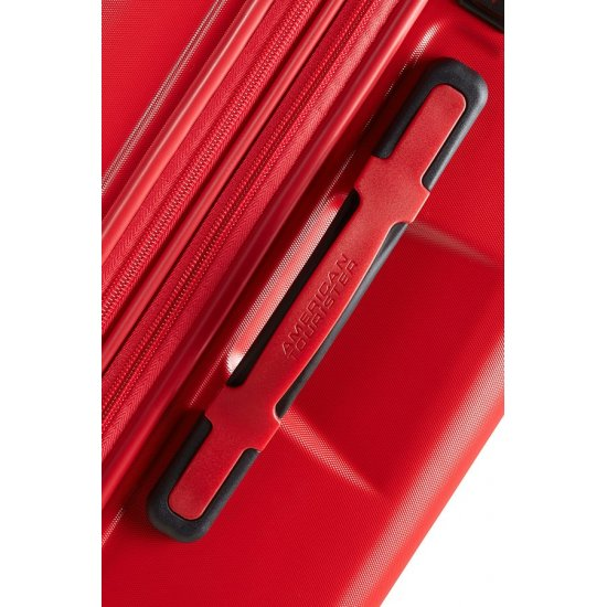 Air Force 1 4-wheel 76cm Exp. Spinner suitcase Flame Red
