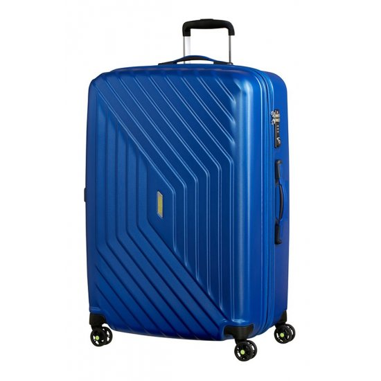 Air Force 1 4-wheel 76cm Exp. Spinner suitcase Insignia Blue