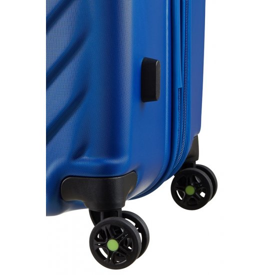 Air Force 1 4-wheel 81cm large Spinner suitcase Insignia Blue