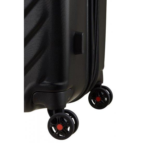 Air Force 1 4-wheel 81cm large Spinner suitcase Black
