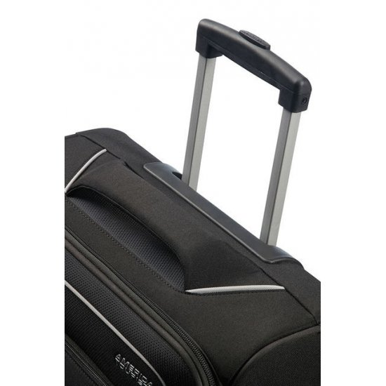Holiday Heat 4-wheel cabin baggage Spinner 55cm Black