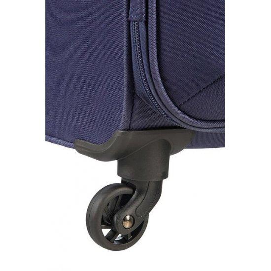 Holiday Heat 4-wheel cabin baggage Spinner 67cm Navy