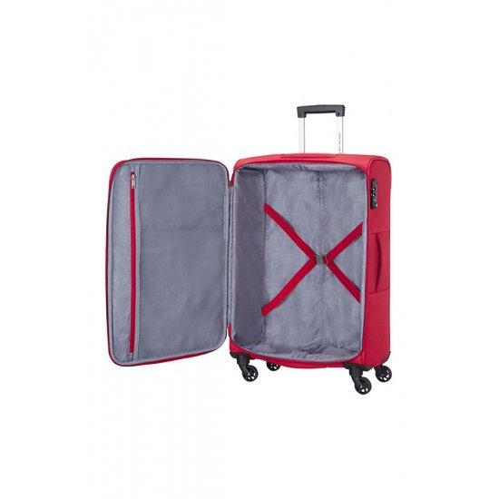 Spring Hill 4-wheel 66cm medium Spinner suitcase