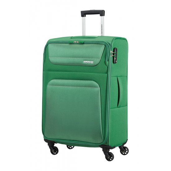 Spring Hill 4-wheel 66cm medium Spinner suitcase