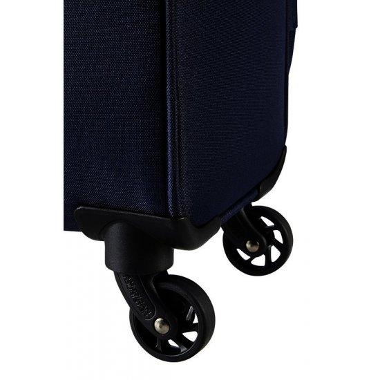 American Tourister спинер на 4 колела Spring Hill 78 см тъмно син цвят