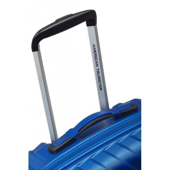 Air Force 1 4-wheel 55cm Spinner suitcase Black