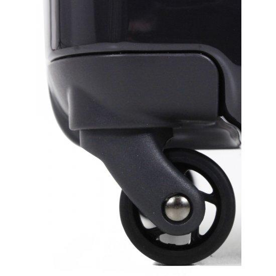 American Tourister спинер на 4 колела Supersize 55см в черен цвят