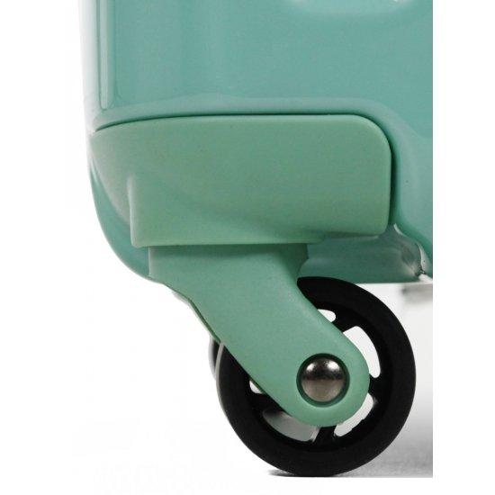 American Tourister спинер на 4 колела Supersize 55см в зелен цвят