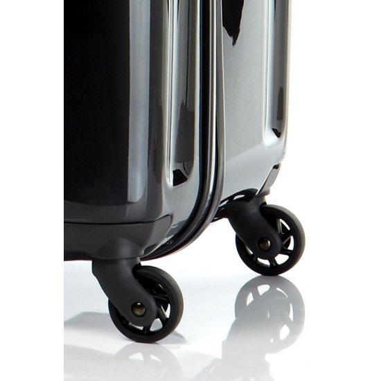 American Tourister спинер на 4 колела Supersize 68см в черен цвят