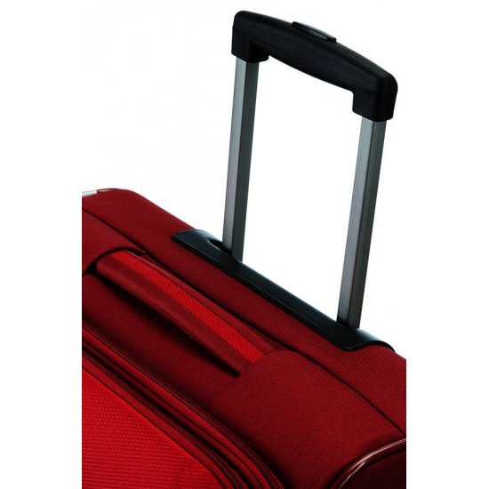 San Francisco 4-wheel cabin baggage Spinner suitcase 55x40x20cm Red