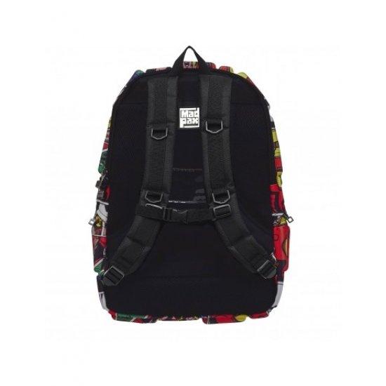 "AmericanKids Backpack ""Blok Full"" Spiderman"