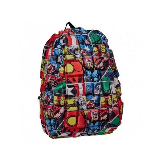 """AmericanKids Backpack """"Blok Full"""" Avengers"""