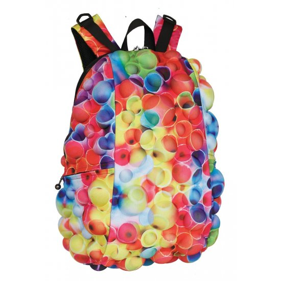 """AmericanKids Backpack """"Bubble Full Surfaces Tubular Straws"""" Available after 18.09.2017"""