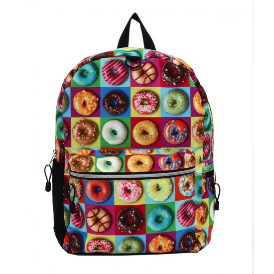 """AmericanKids  Backpack """"Donuts"""""""