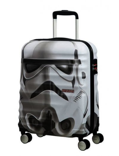 АТ 4-wheel 55cm Spinner suitcase Wavebreaker Storm Trooper - Hardside suitcases