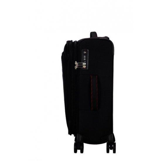 Airbeat Upright (4 wheels) 55cm Universe Black