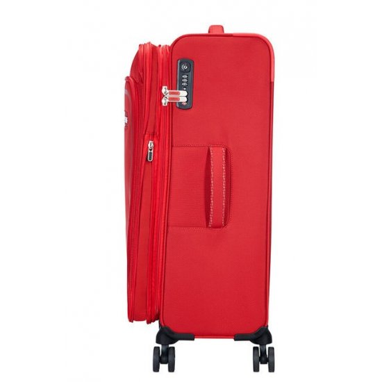Airbeat Upright (4 wheels) 80cm Еxp. Pure Red