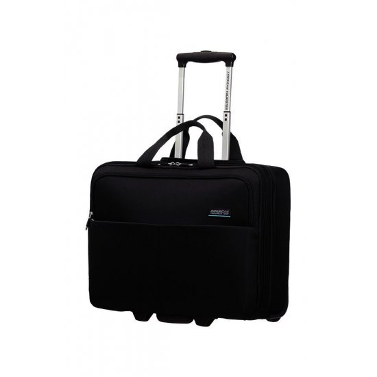 Atlanta Heights Rolling Tote 17.3inch