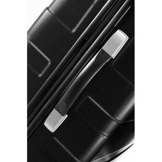 AT Pasadena Куфар на 2 колела  55 см, черен цвят