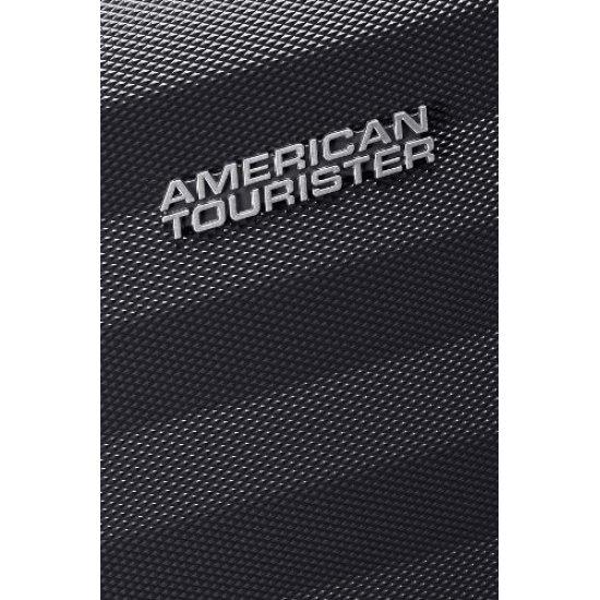 AT Prismo графитен спинер за ръчен багаж, 55 см