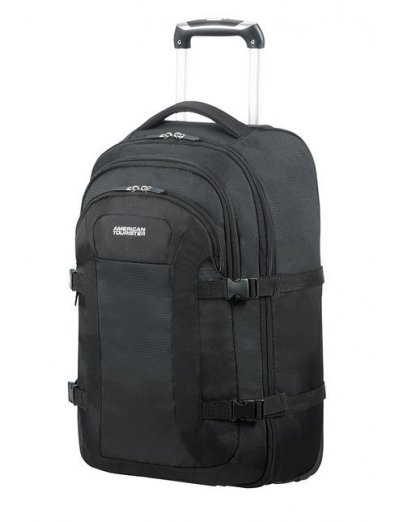 Road Quest Laptop Backpack with wheels /15.6inch - Backpacks with wheels