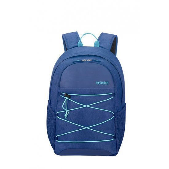 Road Quest Laptop Backpack 15.6inch Deep water blue
