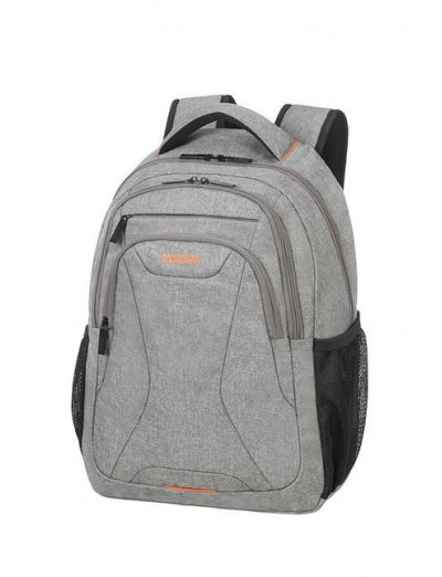 At Work Laptop Backpack 39.6cm/15.6″ Cool Grey - Duffles and backpacks