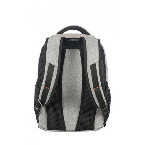 At Work Laptop Backpack 39.6cm/15.6″ Cool Grey