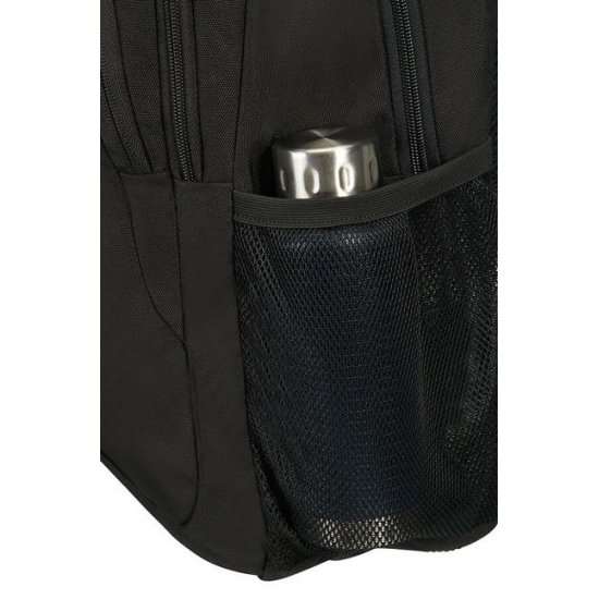 At Work Laptop Backpack 39.6cm/15.6″ Black Print