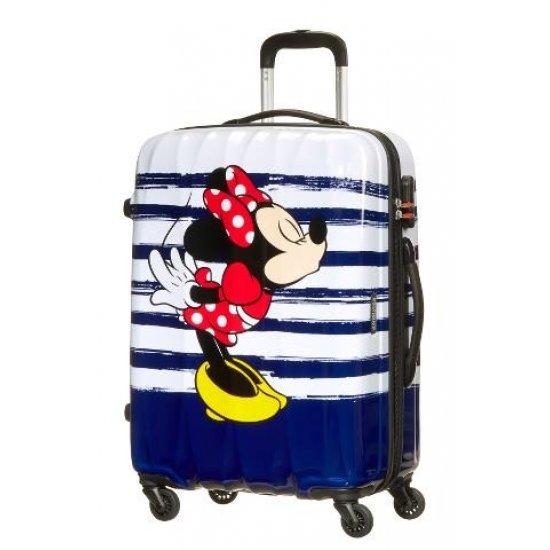 AT Spinner 4 wheels Disney Legends 65 cm Minnie Kiss