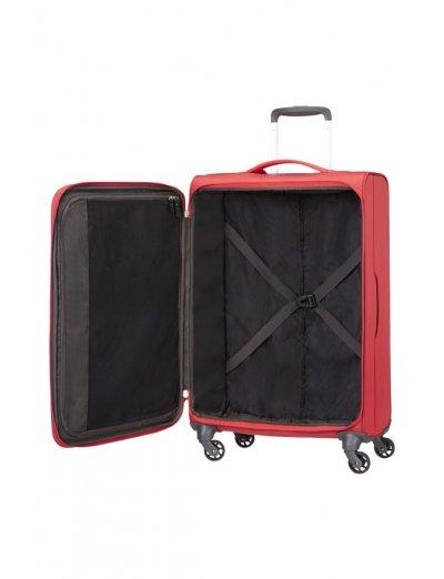 Lightway 4-wheel 67cm Medium Spinner suitcase - lightway