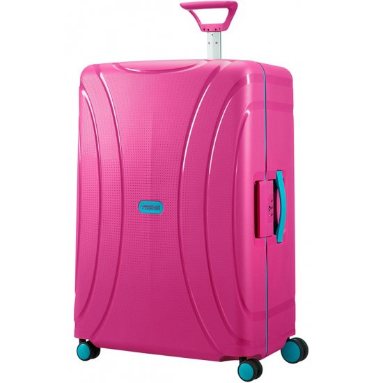 Lock'N'Roll 4-wheel Spinner suitcase 75cm Summer Pink