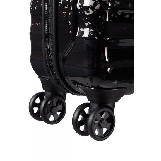 AT Спинер на 4 колела Palm Valley 55 см в черен цвят