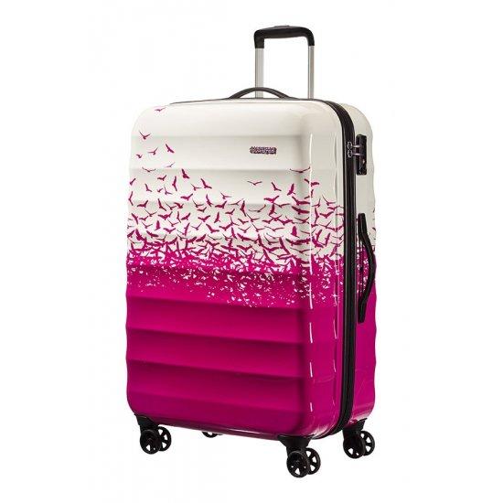 AT Спинер на 4 колела Palm Valley 77 см в розов цвят