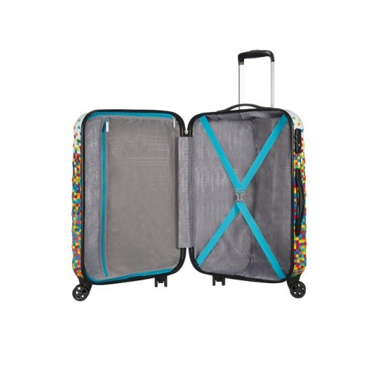 Palm Valley 4-wheel 77cm large Spinner suitcase