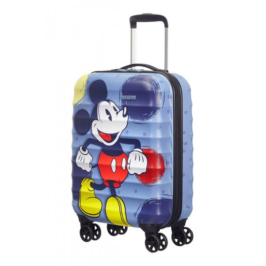 Palm Valley Disney 4-wheel Spinner suitcase 55cm Mickey Style