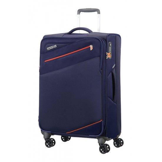 Pikes Peak 4-wheel 68cm medium Spinner Expandable suitcase