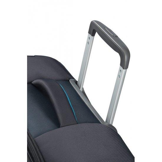 Pikes Peak 4-wheel 80cm medium Spinner Expandable suitcase