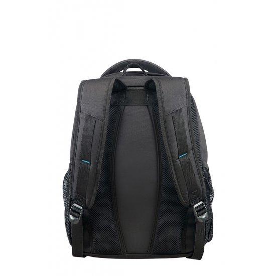 At Work Laptop Backpack 38.5cm/14.1″ Black