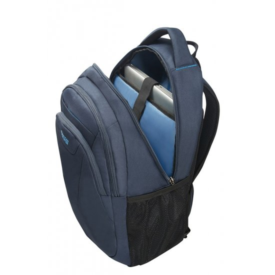 At Work Laptop Backpack 38.5cm/14.1″ Midnight Navy