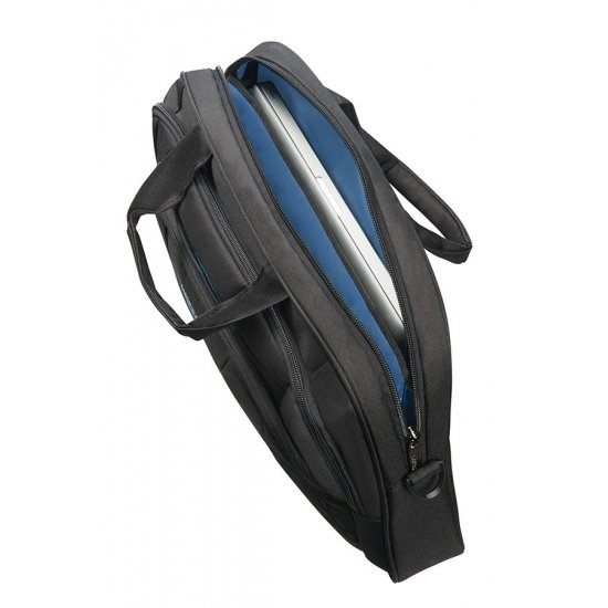 At Work Laptop Bag 33.8-35.8cm/13.3-14.1″ Black