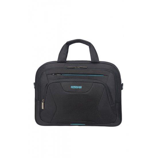 At Work Laptop Bag 39.6cm/15.6″ Black
