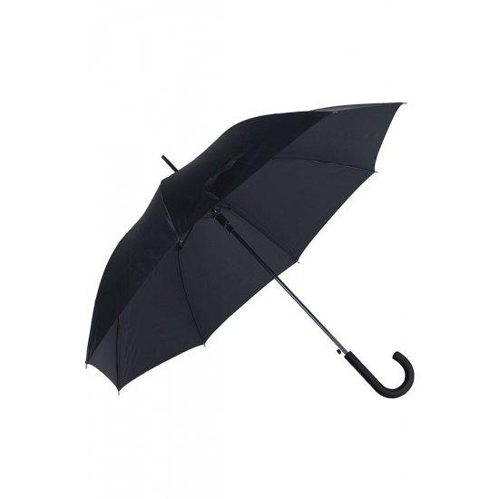 Rain Pro Stick Umbrella Black