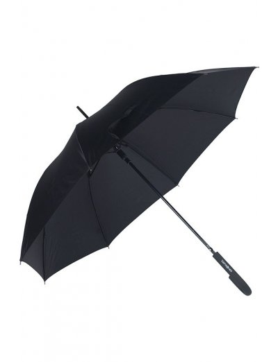 Rain Pro Stick Umbrella Black - Umbrellas
