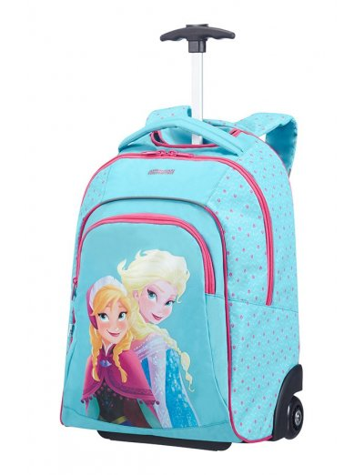 New Wonder Backpack with Wheels Frozen Magic - Product Comparison