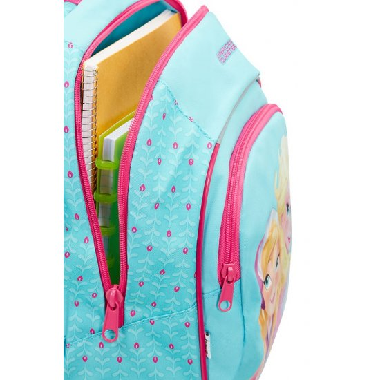 New Wonder Backpack S+ Junior Frozen Magic