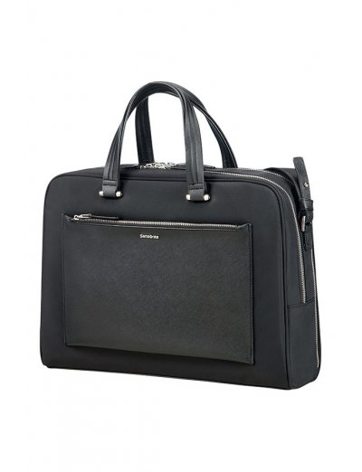 Bailhandle 39.6cm/15.6″ Black - Women's Business bags