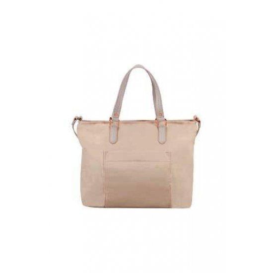 Karissa Tote Bag Light Pink