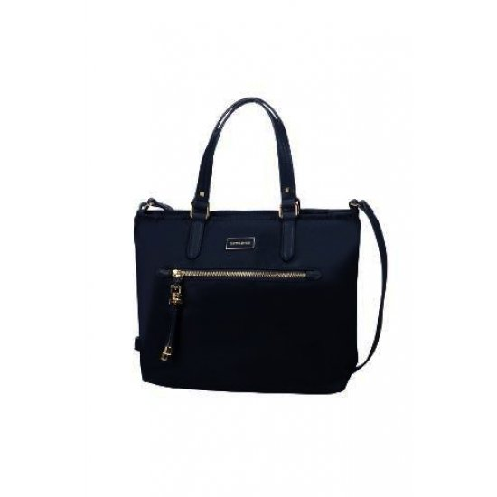 Karissa Tote Bag Navy Blue