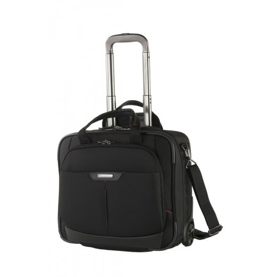 Business bag on wheels Pro-Dlx 16.4